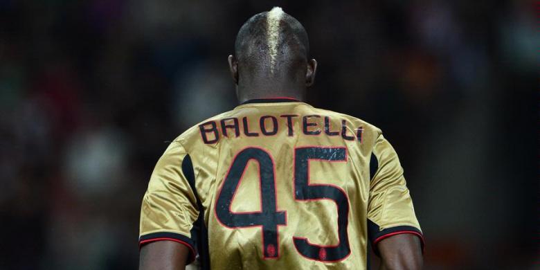 Balotelli Sebut Inggris Hanya Punya 2 Pemain Berkualitas