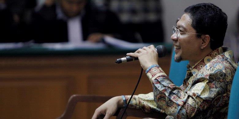 Urus Kuota Impor Daging, Fathanah Mengaku Utusan Luthfi