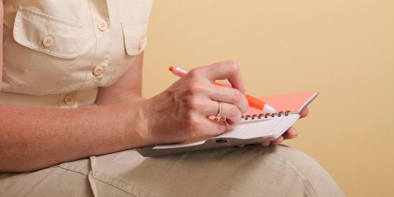 1601192 menulis agenda 780x390 » Alternatif... Biar Libur Lebaran Tak Menyebalkan