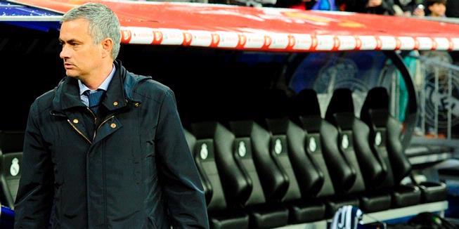 Bagi Mourinho , Madrid Terlalu Besar