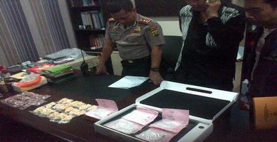 Polisi Tangkap Tiga Pengedar Narkoba Dengan Barang Bukti Sebesar  Rp 4 Miliar