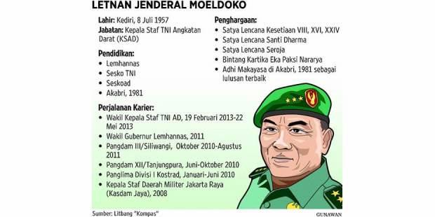 Pesan Panglima TNI untuk KSAD Baru
