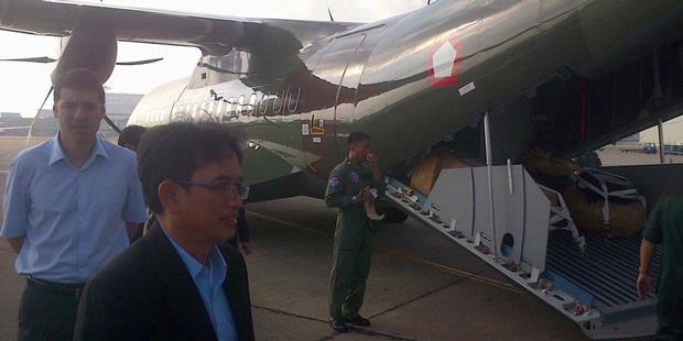 Indonesia Undang Vietnam Latihan Keamanan