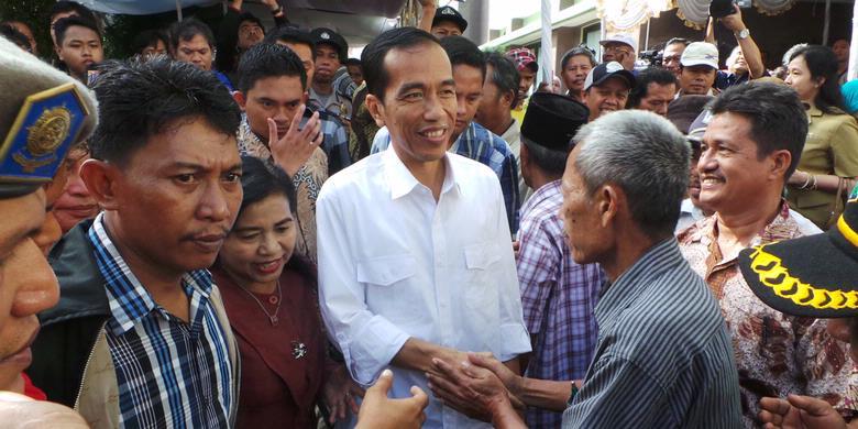 Jokowi: KJS Masalah Kecil, Jangan Dibesarkan dengan Interpelasi