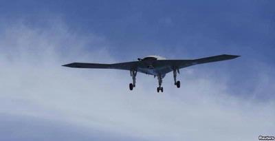 Pesawat Tak Berawak AS Jatuh di Somalia