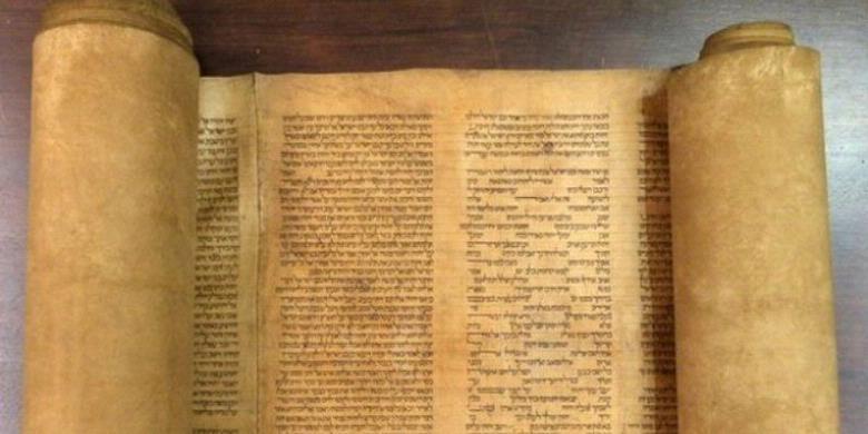 kitab taurat tertua di dunia ditemukan