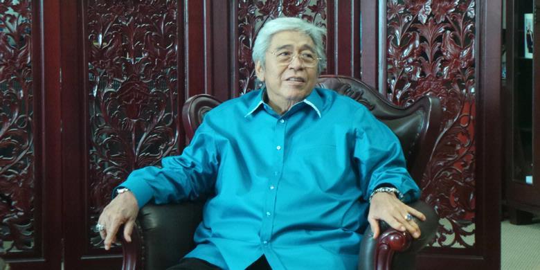 YOUTUBE GAMBAR TAUFIQ KEMAS KETUA MPR MENINGGAL 2013 Profil Biodata Suami Megawati Soekarno