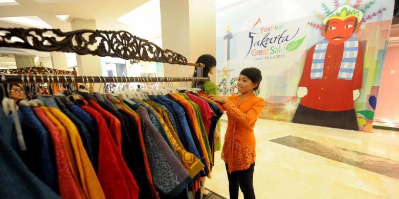 Saatnya Belanja Di Festival Jakarta Great Sale, Diskon Hingga 70 Persen