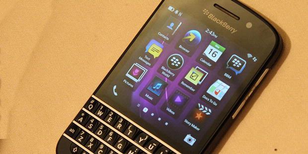 BlackBerry Kalahkan Android di Kanada dan Afrika Selatan