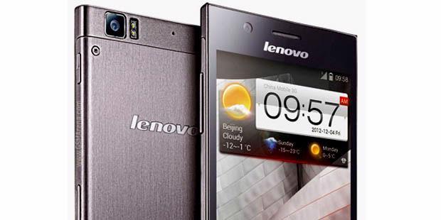 """Ponsel """"Android Intel"""" Lenovo K900 Dijual Rp 5 Juta"""