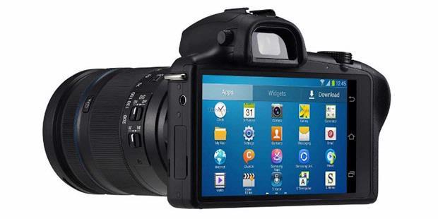 Bocoran Kamera Mirrorless Berbasis Android dari Samsung