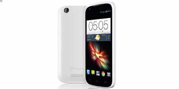 Ponsel Smartfren Quad-core Andromax V Sudah Laris Manis