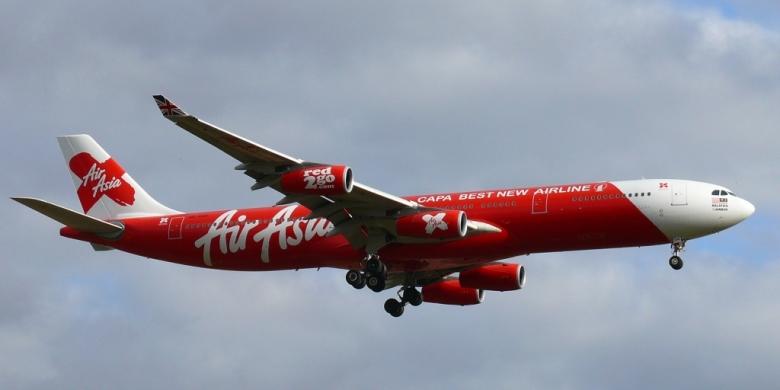 AirAsia Diskon 20 Persen Untuk Semua Rute Internasional