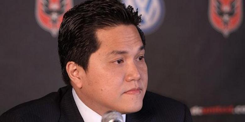 Erick Thohir Pemilik Baru Inter Milan Asal Indonesia