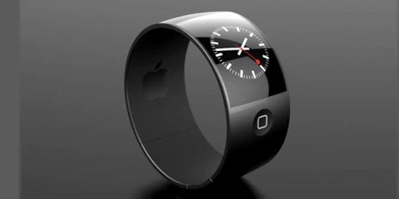 Apple Uji 3 Layar Lengkung untuk iWatch