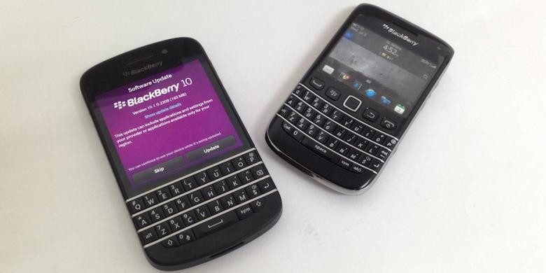 Tekno - Tak Ada Lagi BlackBerry Curve, Bold, dan Torch