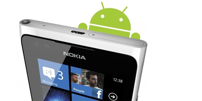 Inikah Spesifikasi Mewah Ponsel Android Nokia?
