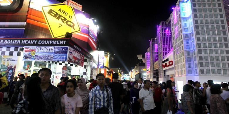 """Ke """"Jakarta Fair""""? Ini Panduan Transportasinya…"""