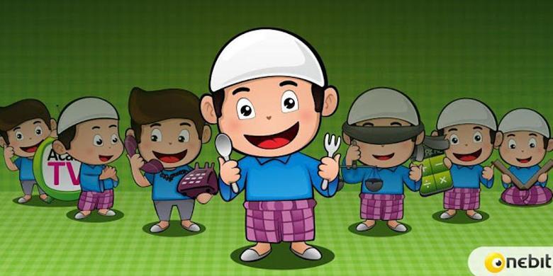 Download Aplikasi Islami dan Ramadhan untuk Android