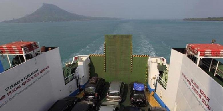 Lebih Murah Benahi Pelabuhan daripada Bangun Jembatan Selat Sunda
