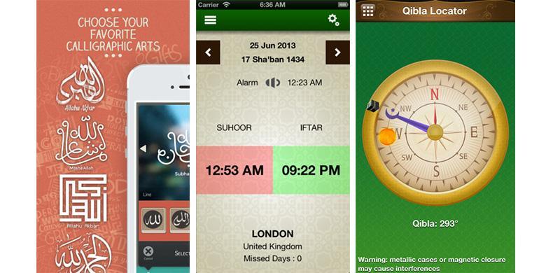 Download Aplikasi Islami dan Ramadhan untuk iOS