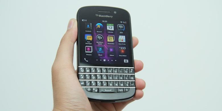 Spesifikasi Dan Harga BlackBerry Q10 Terbaru Juli 2013