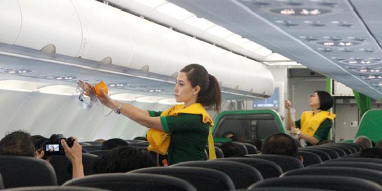 Foto Dalam Pesawat Dalam Pesawat Airbus A320