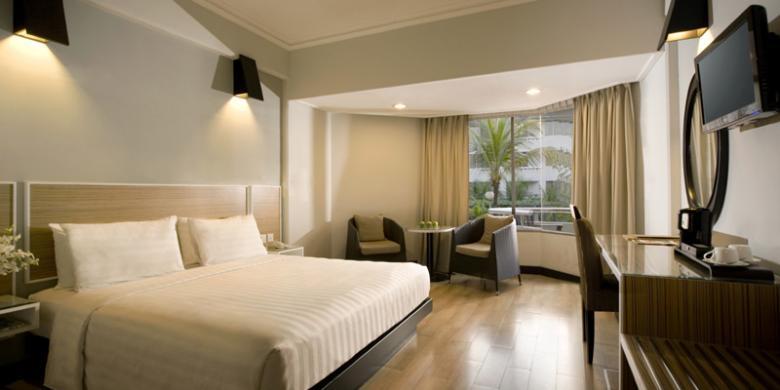 "Pilih ""Standard Room"" Atau ""Deluxe Room""? Ini Tipe-tipe Kamar Hotel"