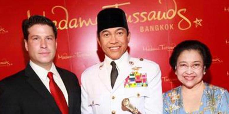 Ini Tokoh Indonesia Pertama Yang Jadi Patung Lilin Di Madame Tussauds
