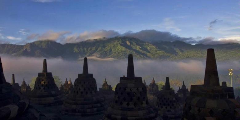 """Borobudur, Bukti Kecanggihan Ilmu Astronomi Masyarakat Jawa Kuno"""