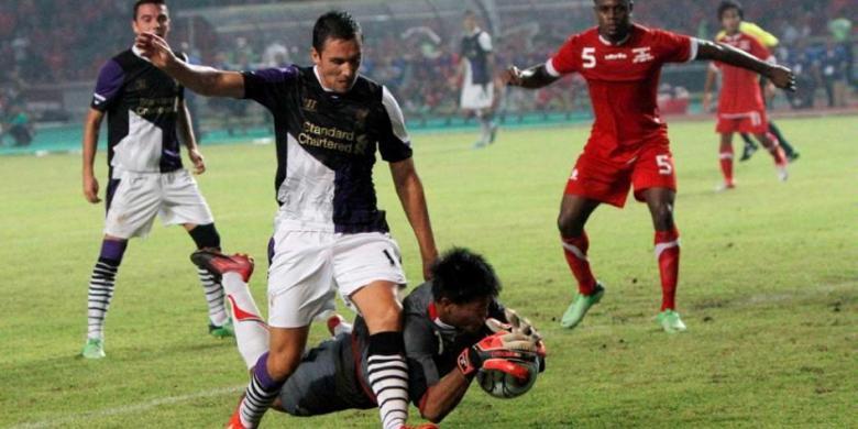 YOUTUBE TIMNAS INDONESIA VS LIVERPOOL 0-2 Video Gol Terbaru 2013