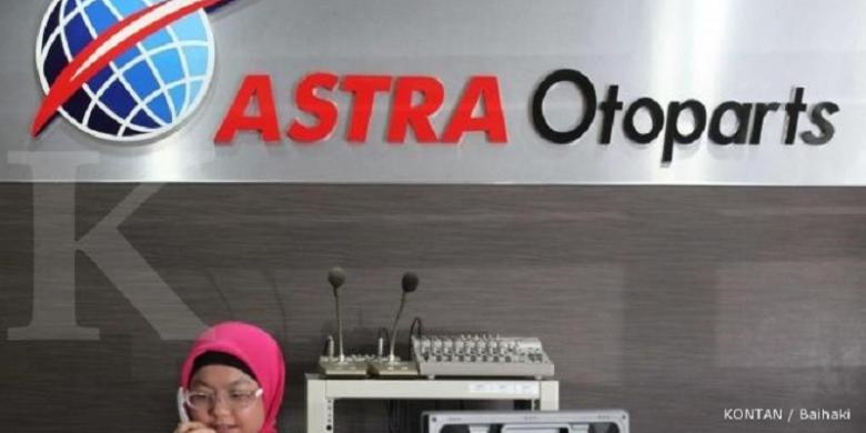 Pendapatan Astra Otoparts Naik Ratusan Miliar