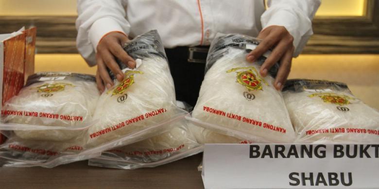 Briptu Oloan Dihukum 7 Tahun Penjara,Karena Menilep Barang Bukti Sabu 5 Kg