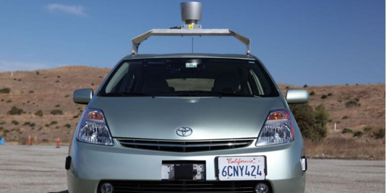 Google Testing Cars Unmanned Highway