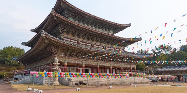 Wisata Ke Korea, Jangan Lupa Bawa Kamus