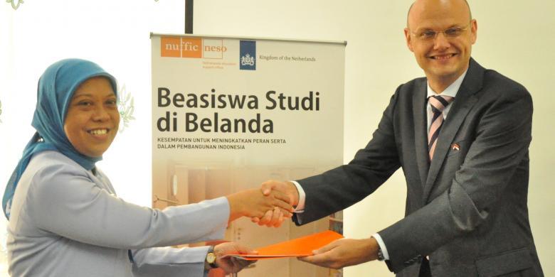 """Pemerintah Belanda Berikan 20 Beasiswa """"StuNed"""" untuk Indonesia"""