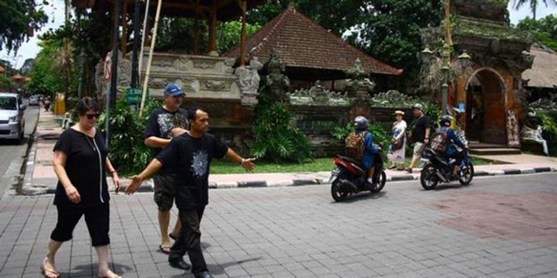 Puri Ubud Bali Siap Terima Kunjungan Raja Salman