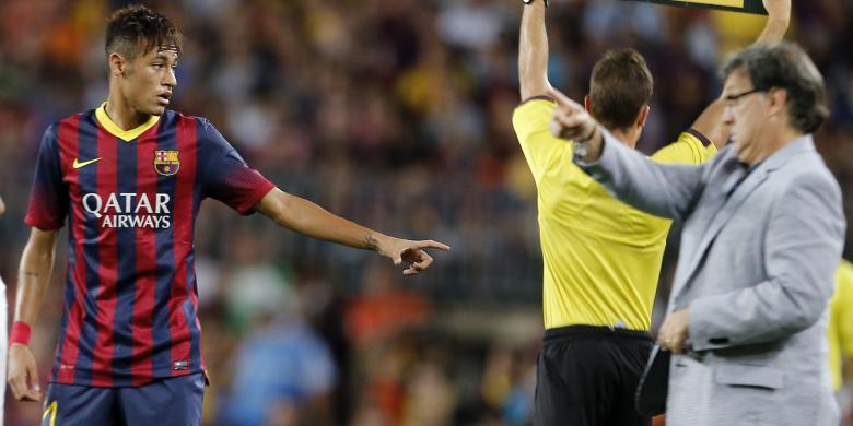 Judi bola - Ayah Neymar Khawatirkan Kondisi Anaknya