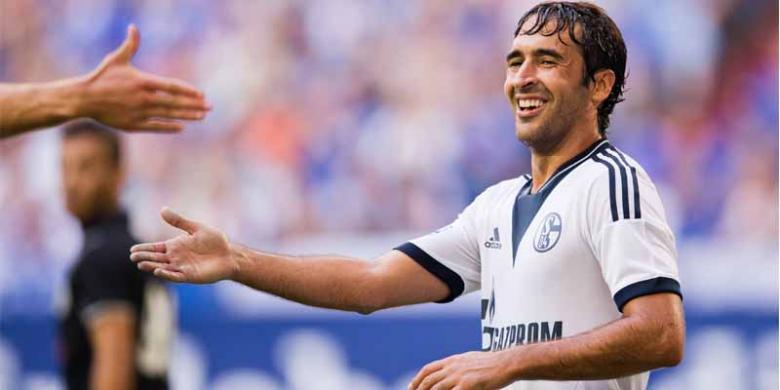 Agen Tangkas - Raul Bikin Keputusan Tepat Ketika Tinggalkan Madrid