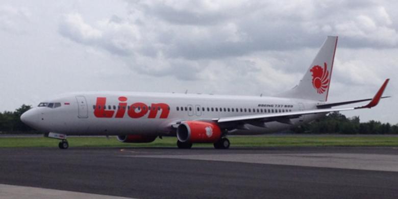 """Lion Air Semarang-Jakarta """"Delay"""", Penumpang Emosi"""