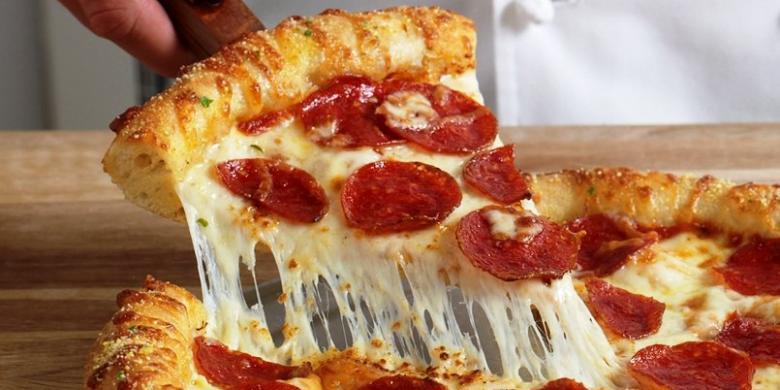 Satu Potong Pizza Tak Cukup? Ini Sebabnya