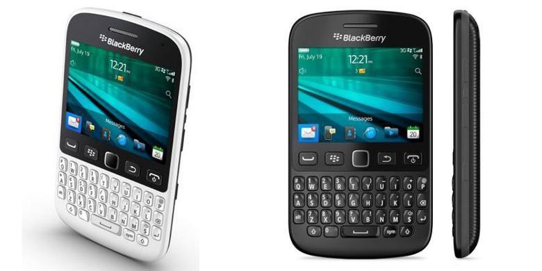 Tekno - BlackBerry 9720 Resmi Masuk Indonesia