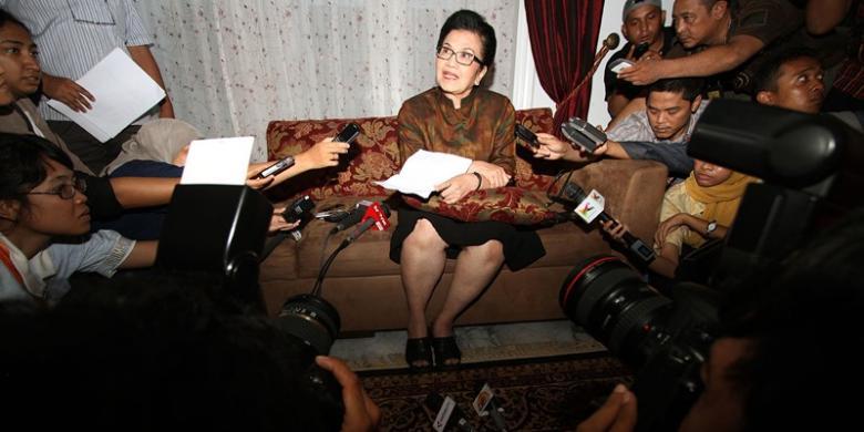 Sidang Siti Fadilah, Uang Disebut Mengalir Ke Pengurus PAN