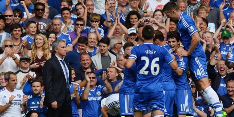 Agen bola - Mourinho: Villa Bisa Kalahkan Siapa Pun