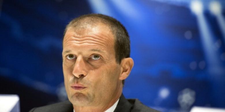 Agen bola - Allegri Kecewa Milan Kebobolan