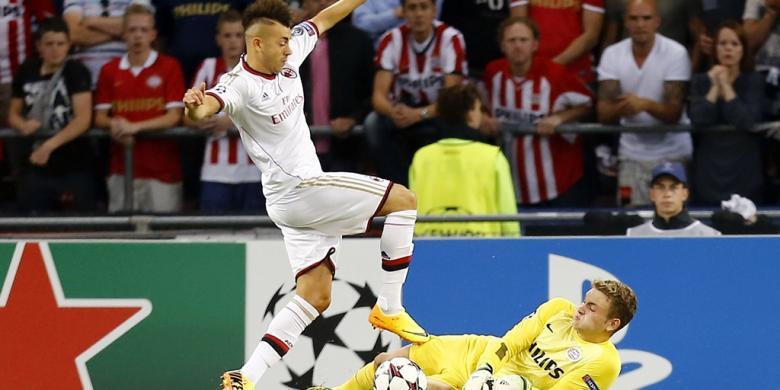 Agen bola - Ac milan di kalahkan PSV