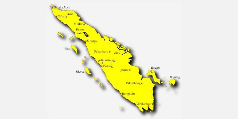 Riset Geokimia Mengubah Sejarah Sumatera Blog Belajar Mengajar