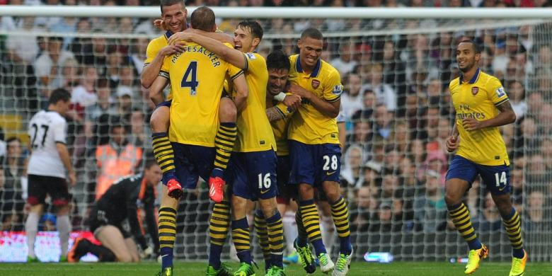 Judi bola - Wenger: Arsenal Semakin Berbahaya