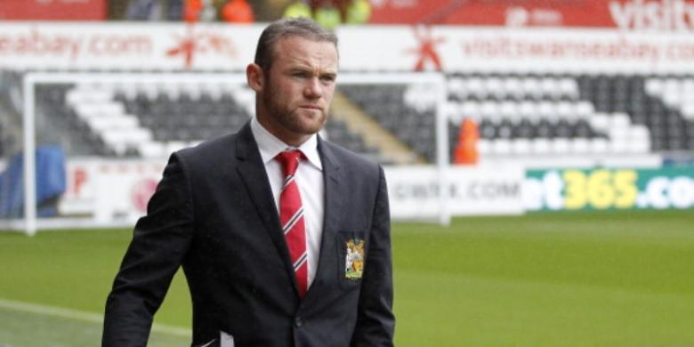 Judi bola - Mourinho: Mengapa MU Tak Mau Jual Rooney?