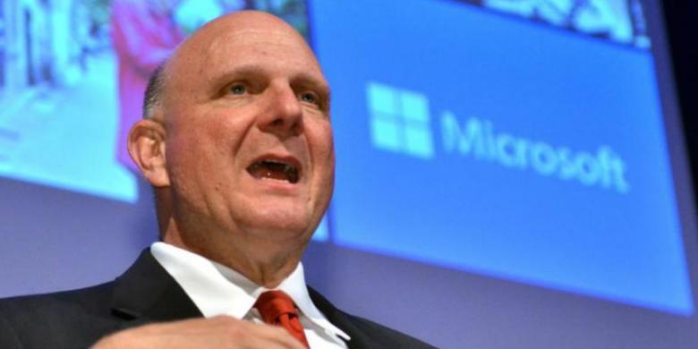 Tekno - Microsoft Akui Terlambat Masuk Bisnis Ponsel